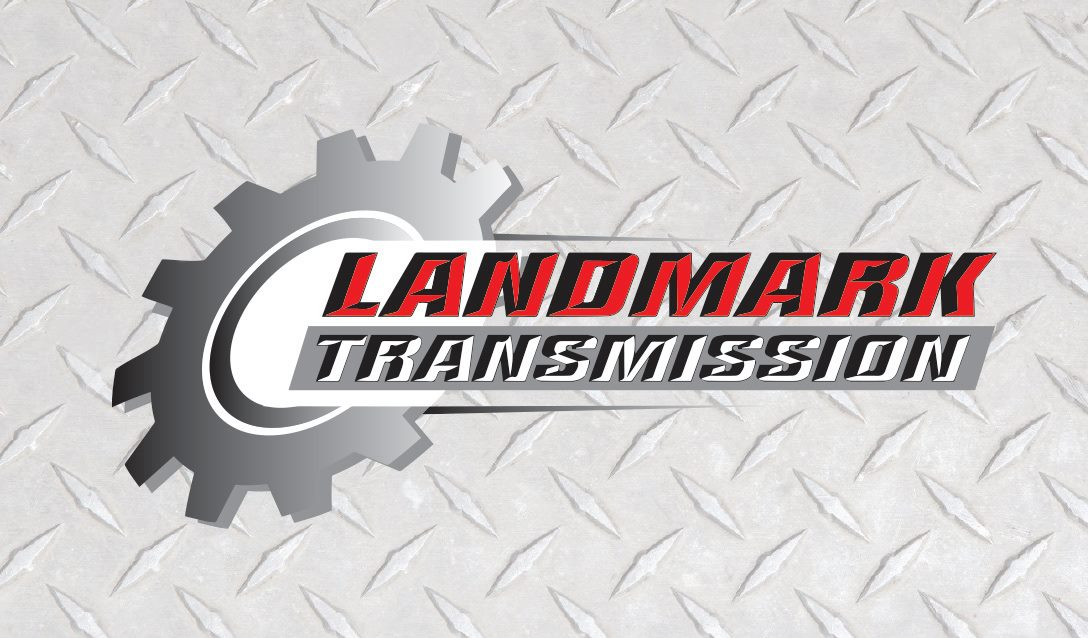 Landmark Transmission & Drive Train Logo
